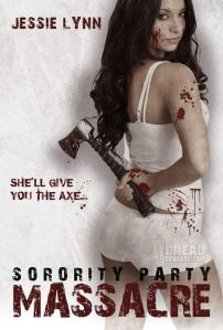 Sorority Party Massacre (2013) DVDRip 400MB